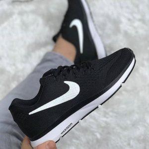 Replika Nike Zoom Siyah Erkek Bayan Günlük Spor Ayakkabı
