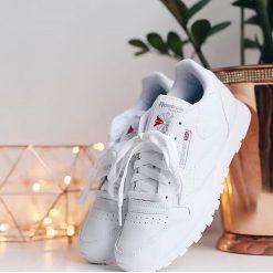 Replika Reebok Classic Beyaz Erkek ve Bayan Günlük Ayakkabı