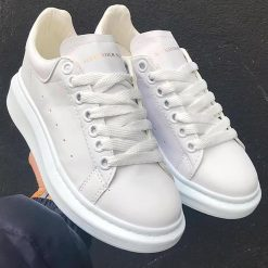 Replika Alexander McQueen Beyaz Ayakkabı