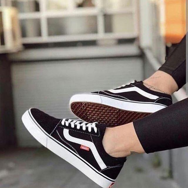 Replika-Çakma Vans Klasik Ayakkabı