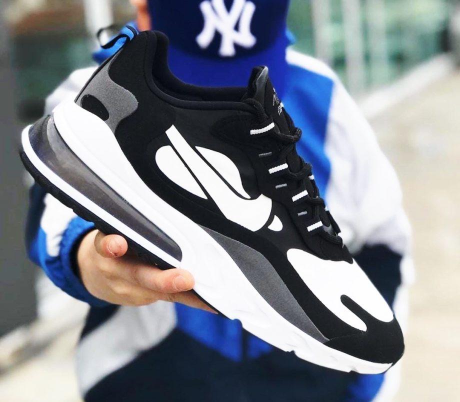 Çakma Nike Air270 React Spor Ayakkabı