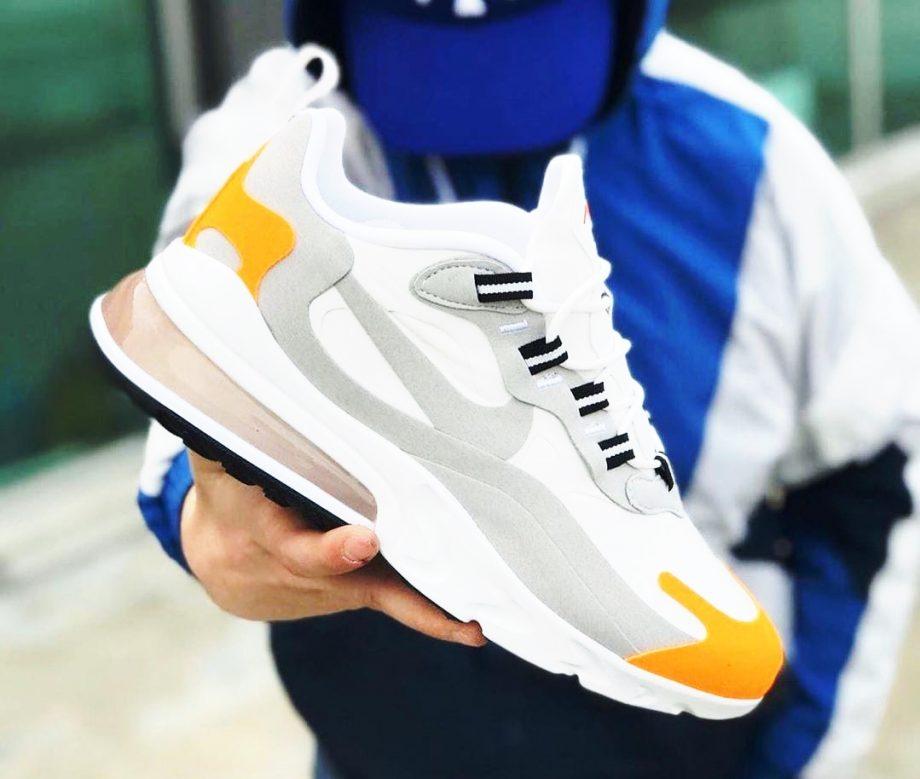 Replika Nike React Spor Ayakkabı