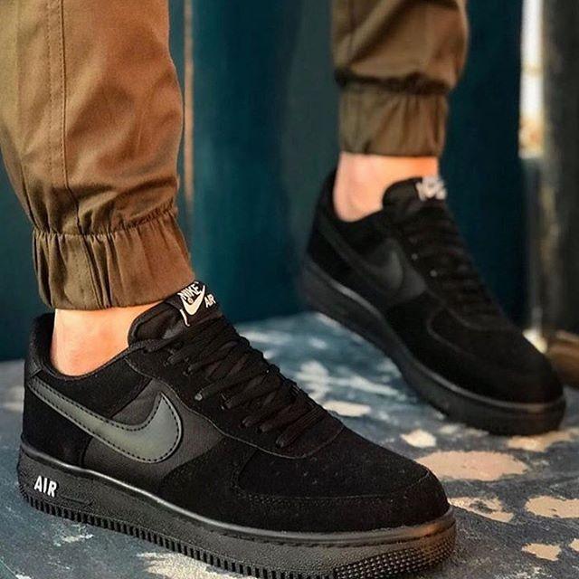 Nike Air 2020 Siyah Erkek Spor Ayakkabı