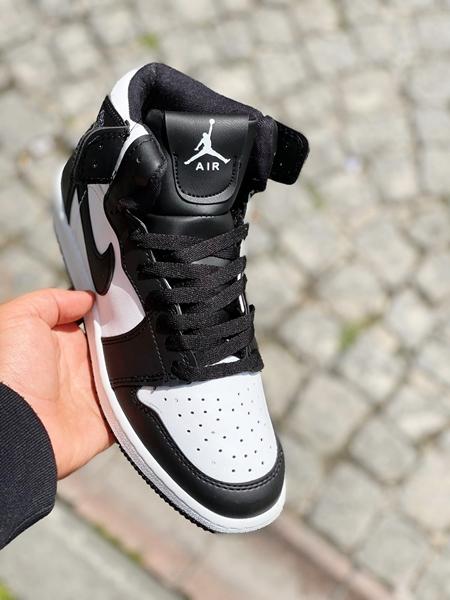 Kaliteli Replika Nike Air Jordan Siyah Spor Ayakkabı