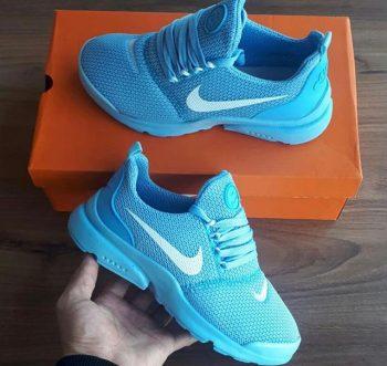 Replika Nike Duralon Turkuaz Bayan Spor Ayakkabı