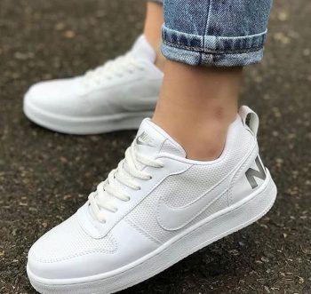 Replika Nike RNB Beyaz Erkek-Bayan Günlük Ayakkabı