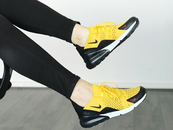 Kaliteli Replika-Çakma Nike Air270 Spor Ayakkabı