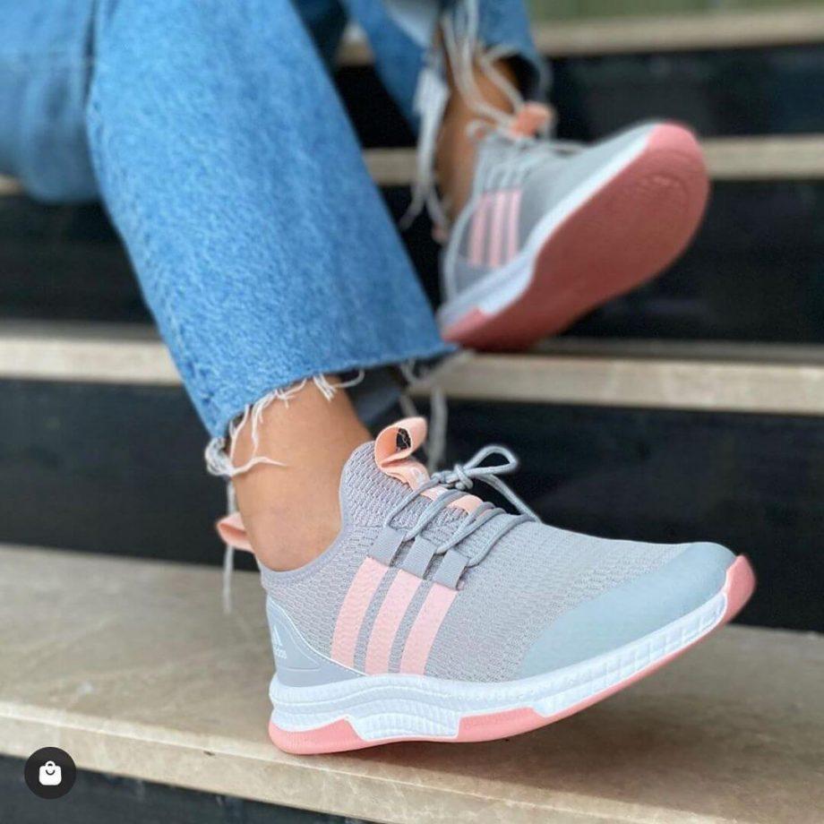 Kaliteli Replika-Çakma Adidas Bayan Spor Ayakkabı