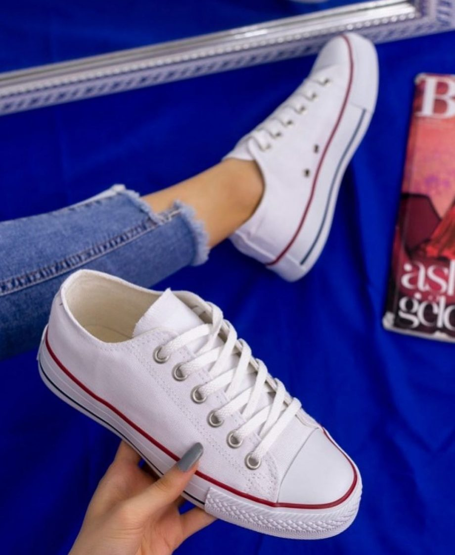 Replika Converse All Star Beyaz