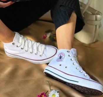 Kaliteli Replika Converse Bilekli Ayakkabı
