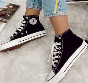 Replika Converse All Star Bilekli Ayakkabı