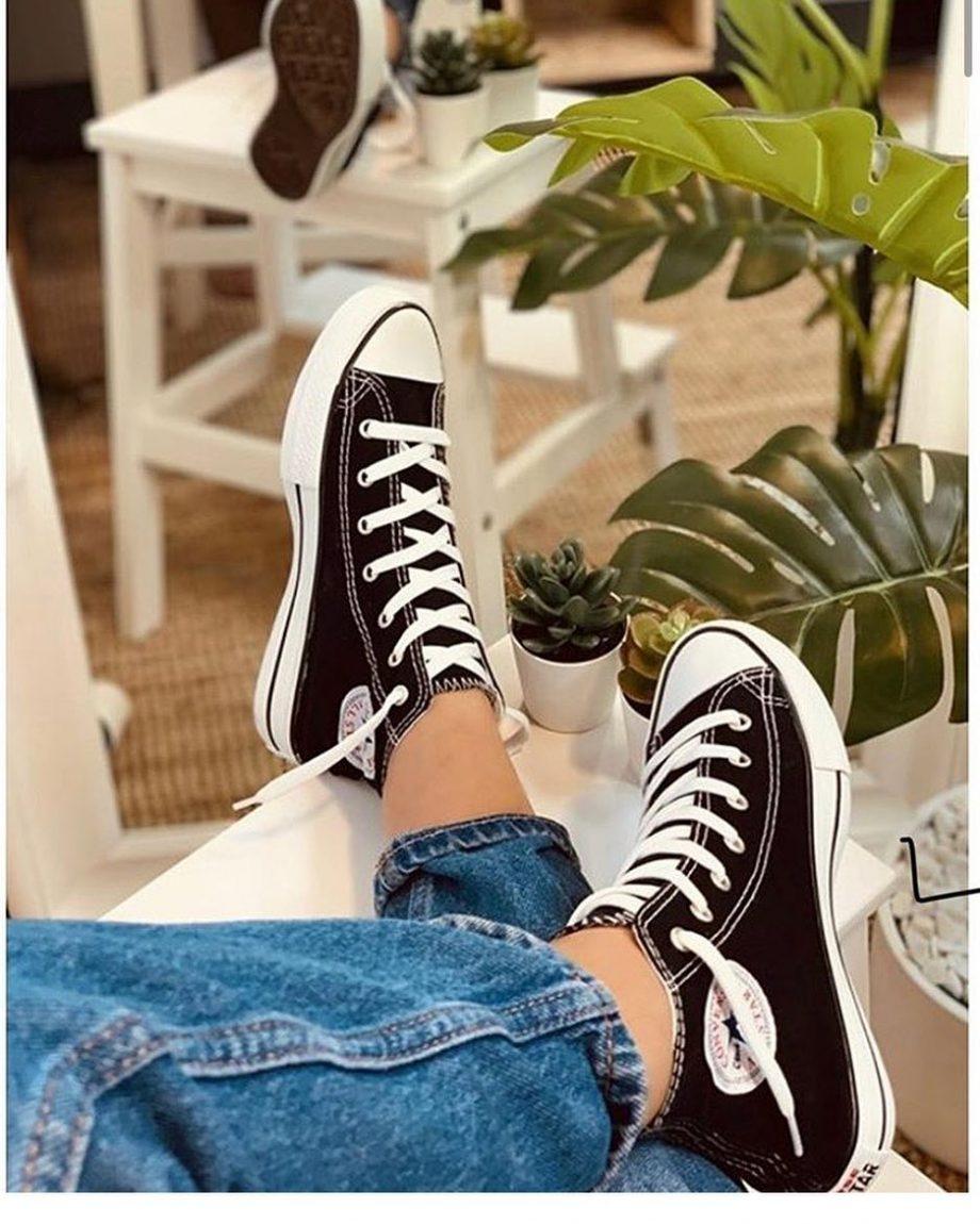 Replika Converse Bilekli Ayakkabı