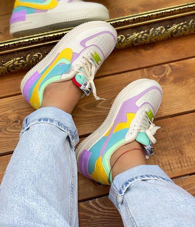 Replika Nike Shadow Bayan Spor Ayakkabı