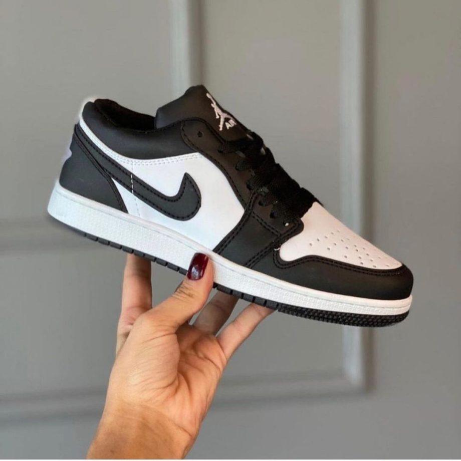 Replika Nike Air Jordan Siyah