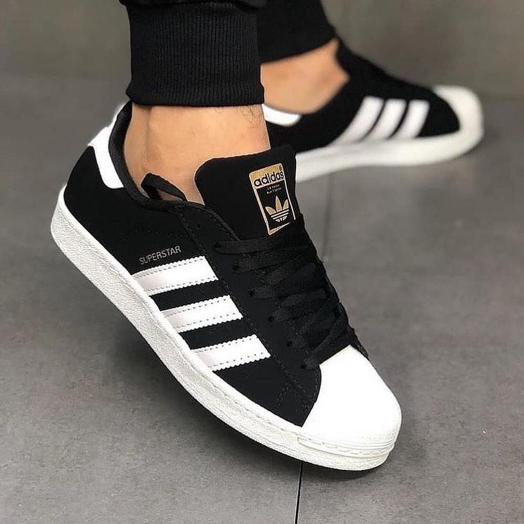 Replika Adidas SuperStar Süet Ayakkabı