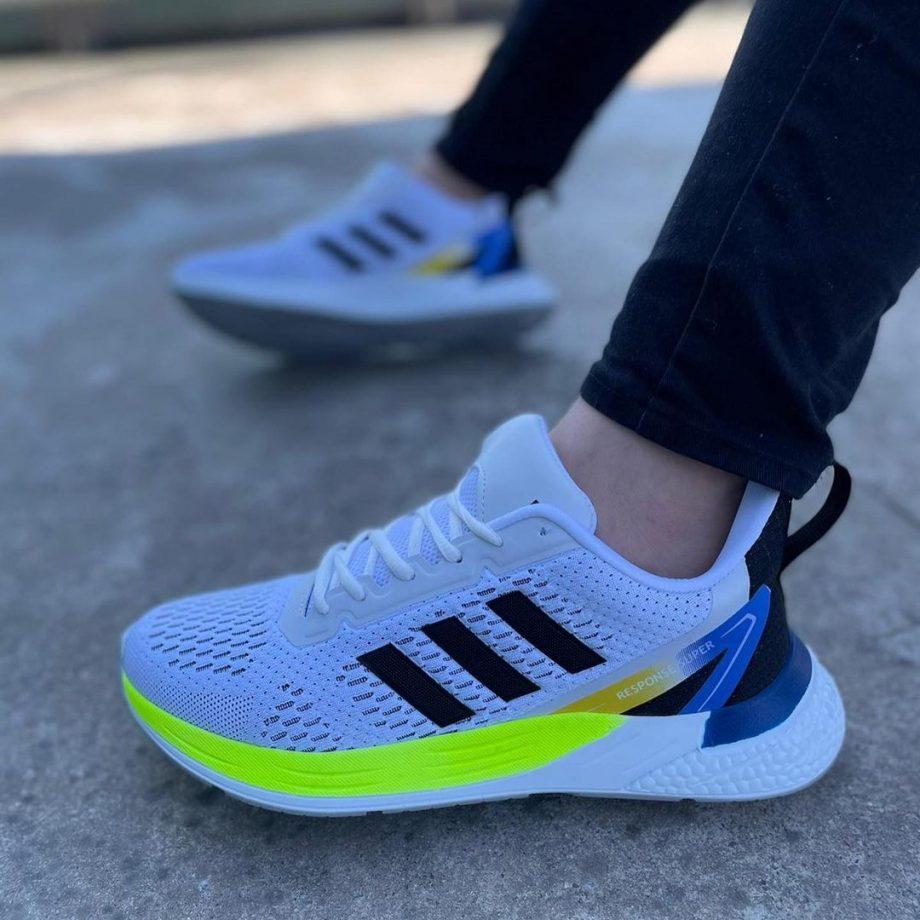 Replika Adidas Response Beyaz Ayakkabı