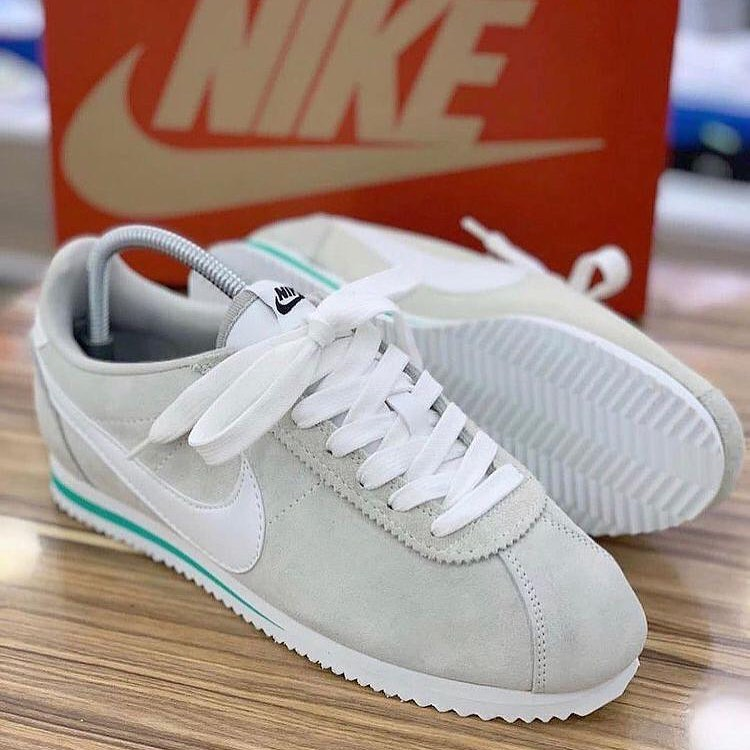 Replika Nike Cortz Süet Gri