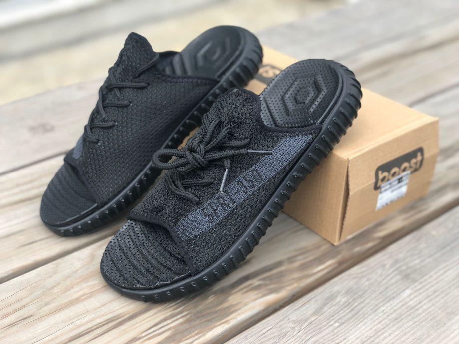 Replika Adidas Yeezy Siyah Terlik